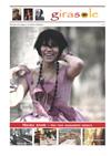 Cover - Girasole Magazine of Italian